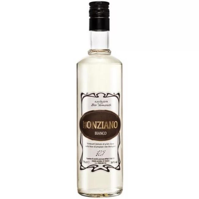 Органический алкоголь от Dash-market: Вермут Bonziano Bianco Biostilla 0,75 л