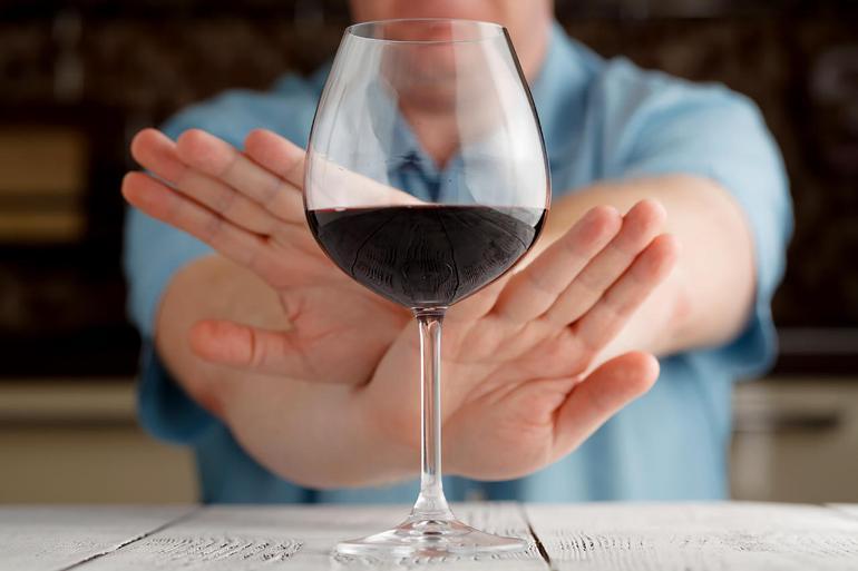 Алкоголь при холецістіті
