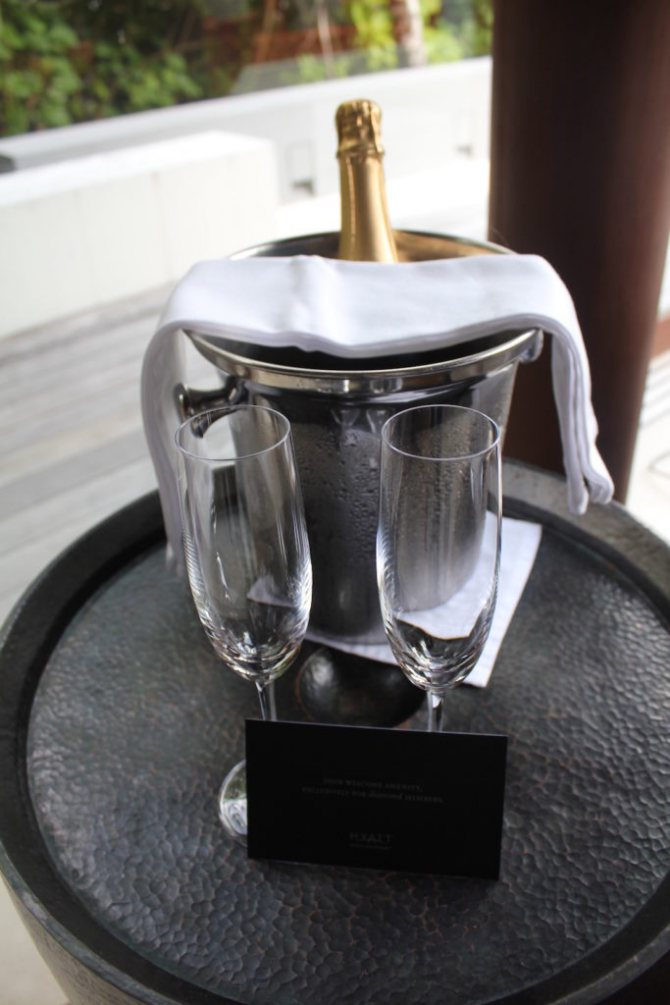 Алкоголь в готелі