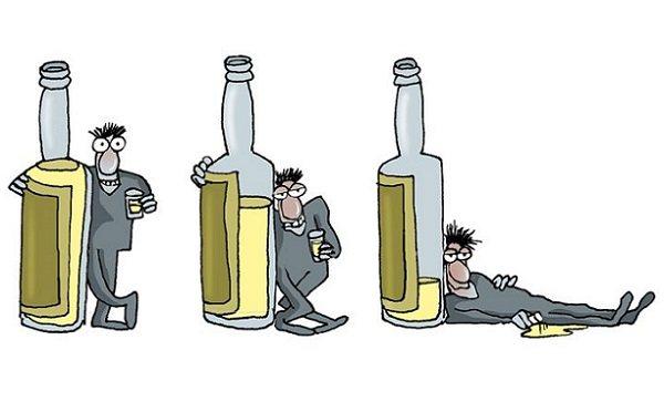 алкоголік