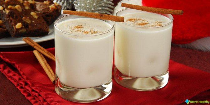 Алкогольні гоголь моголь, рецепт Приготування