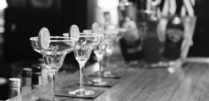 Алкогольний напій блейзер