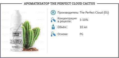 Ароматизатор The Perfect Cloud Cactus