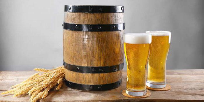 баварське пшеничне пиво рецепт