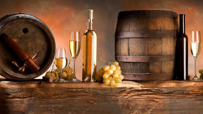 біле сухе вино користь і шкода відгуки