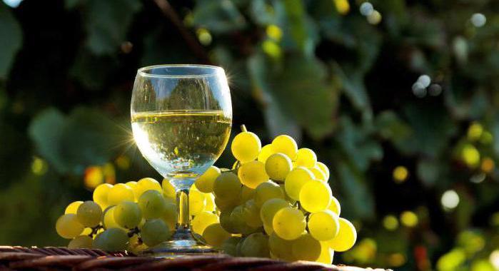 біле вино користь і шкода для чоловіків