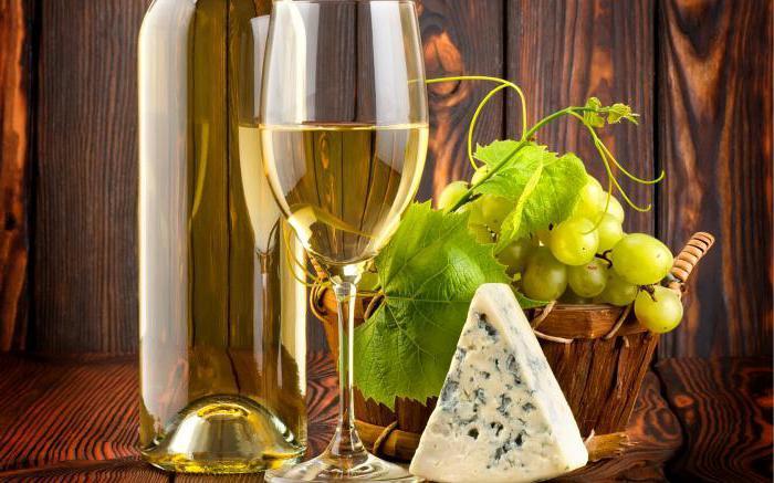 біле вино користь і шкода