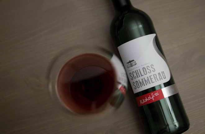 безалкогольне вино марки