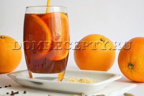 Безалкогольний грог - рецепт з фото