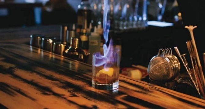 блейзер оригінальний алкогольний напій