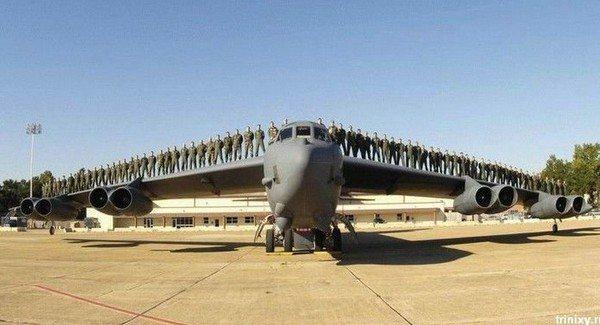 Боїнг B-52G / H - американський стратегічний Бомбардувальник-ракетоносець