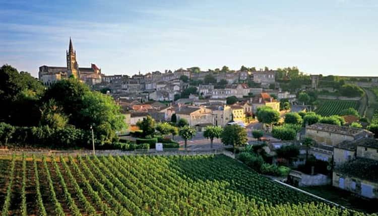 Бордо виноробний регіон