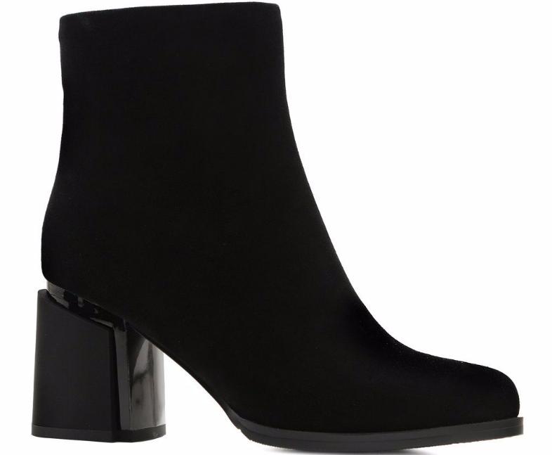 Женские осенние ботинки на каблуке магазина Prego (хит сезона)