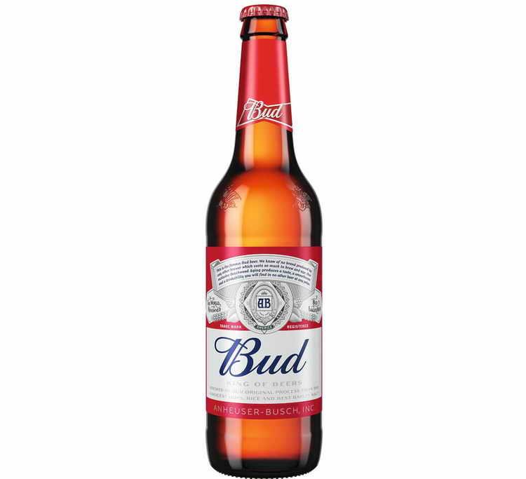 Bud пиво