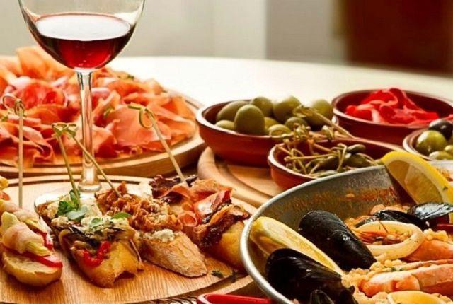 Контакт з їжу в Испании