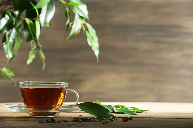 Чай від Похмілля