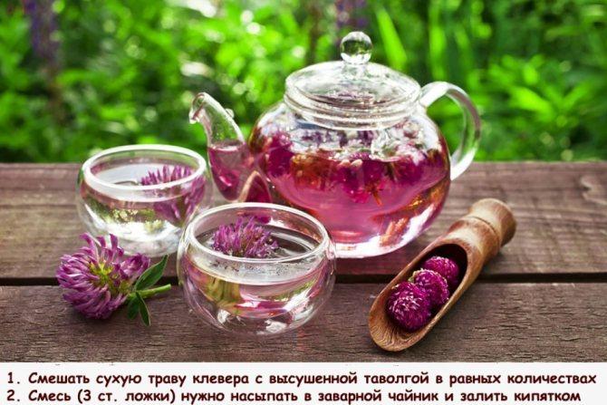 Чай проти холестерину