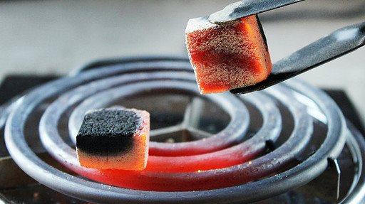 Чим замінити вугілля для кальяну.