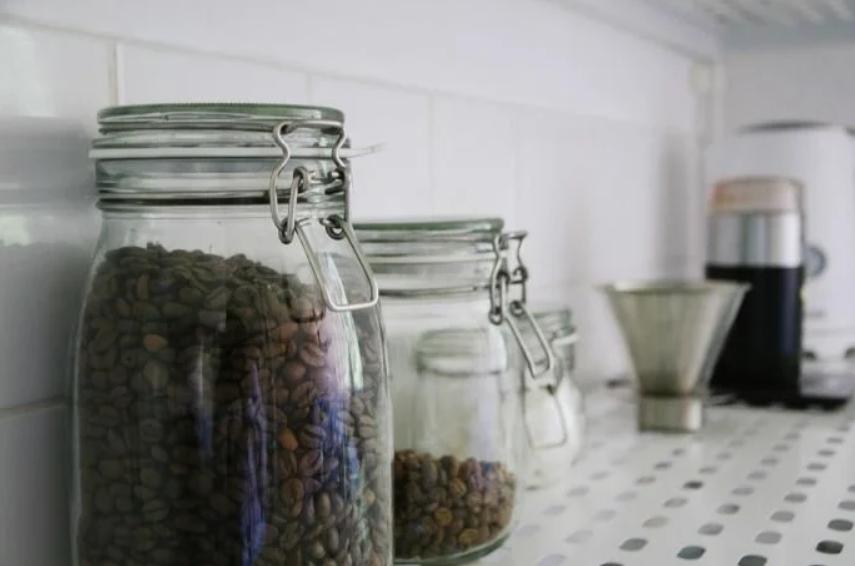 Кофе в стекле