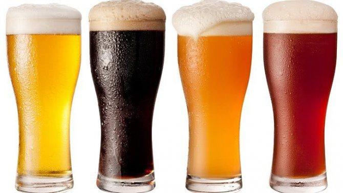 колір пива