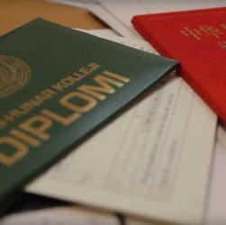 Дипломи іноземних держав