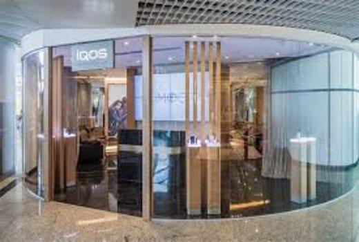 Для курців IQOS працюють продавці-консультанти