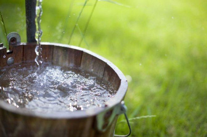 Для розведення спирту підійде джерельна або кринична вода.