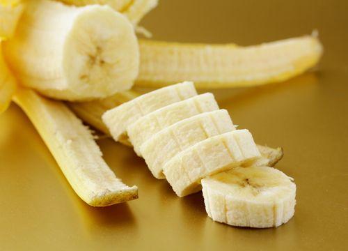 часточки бананів