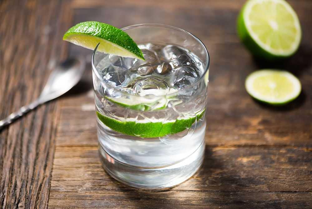 джин з швепс коктейль