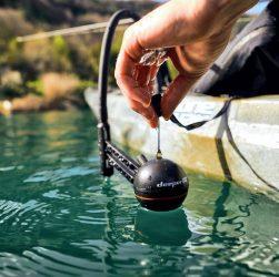 Дипер, опущенный в воду