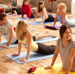 Йога, практика с историей