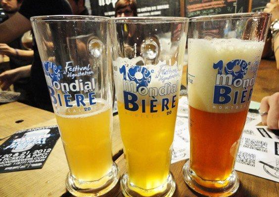 Фестиваль «Mondial de la Biere»