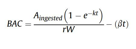 Формула Відмарка