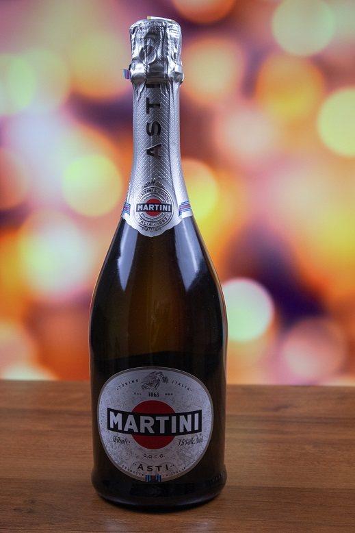 фото пляшки Мартіні АСТІ