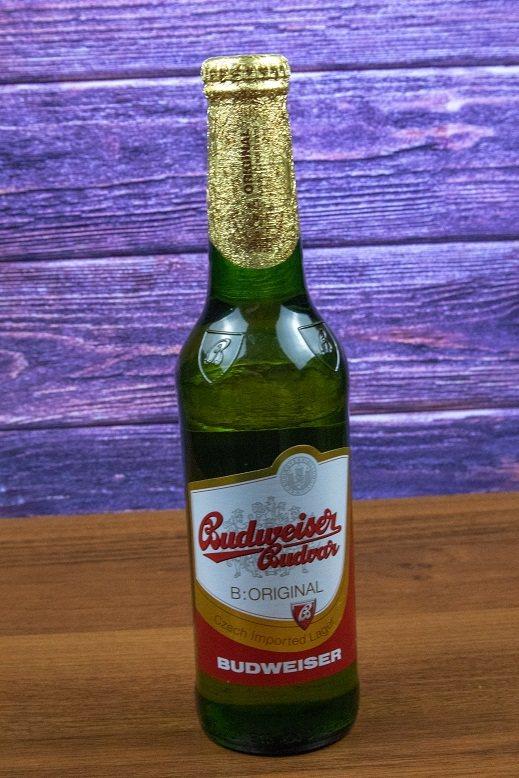 фото пляшки пива будвайзер Будвар