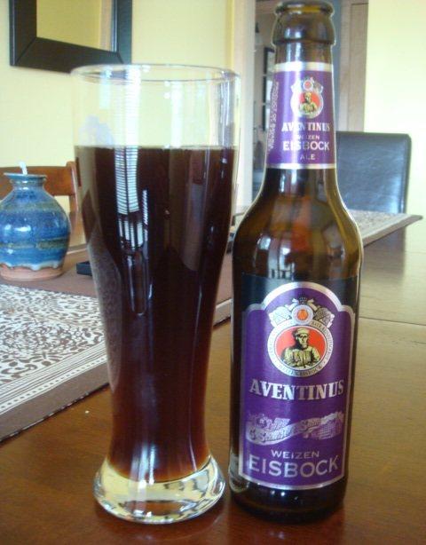 фото німецького крижаного пива