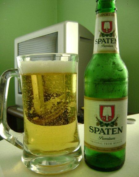 фото світлого пива лагер