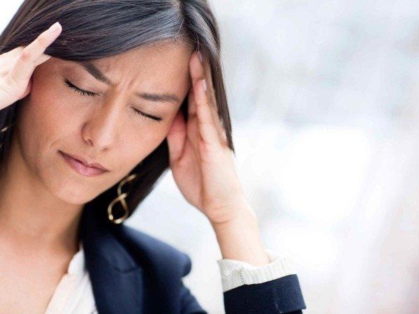 Запаморочення при палінні
