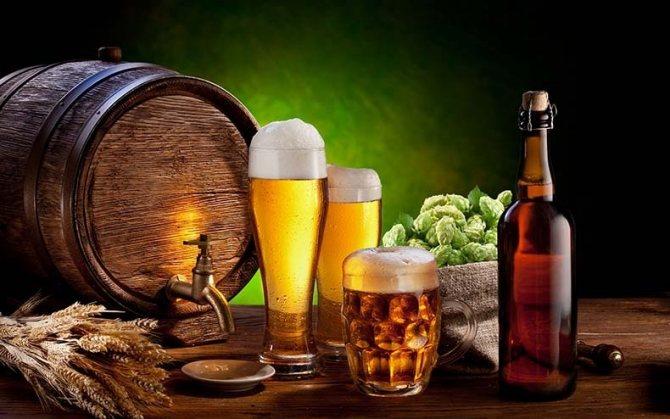 Гормони и алкоголь
