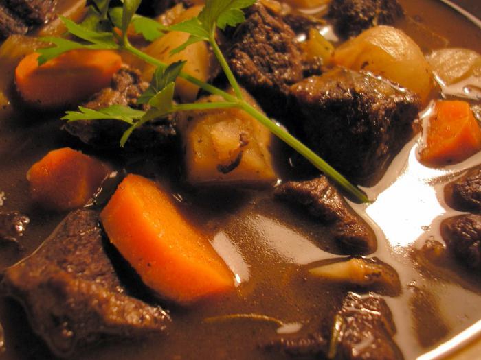 яловичина мариновані в піві