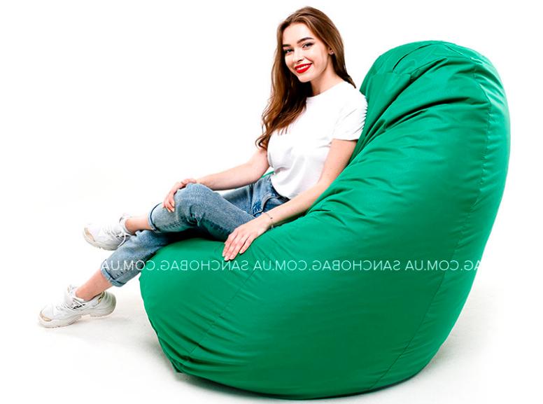 Кресло-мешок: тип груша