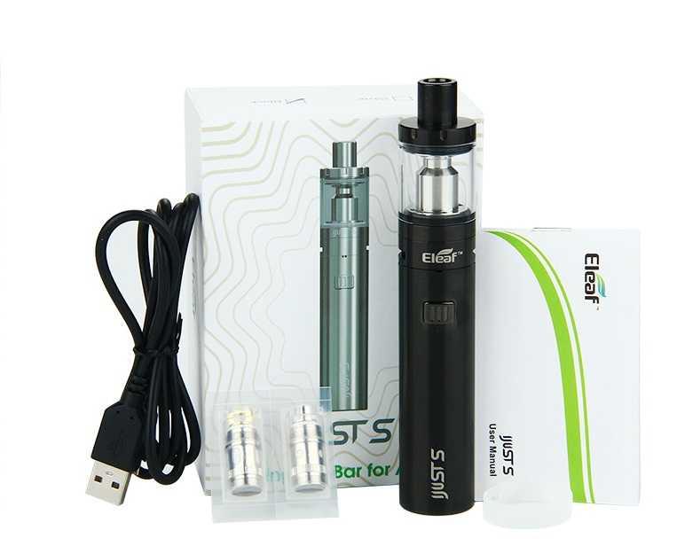 Інструкція для електронної сигарети Eleaf iJust S
