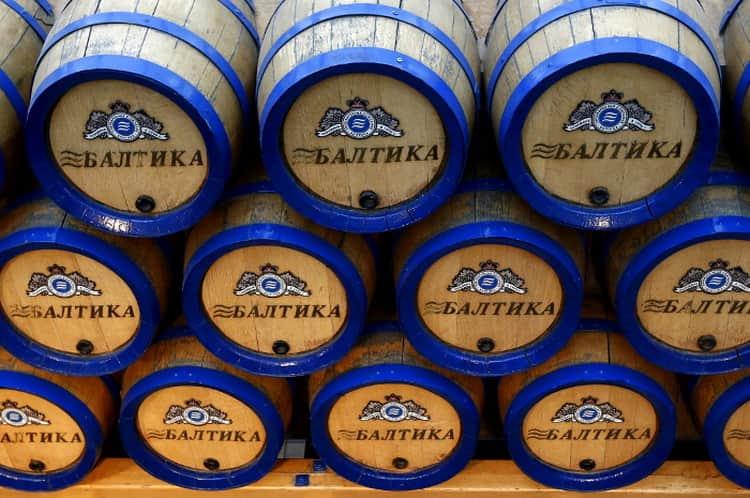 Цікавий факт про пиво Балтика