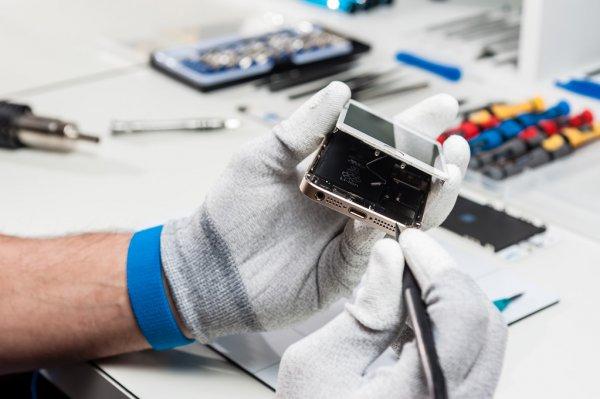 Проблемы iPhone 8 с камерой: процесс устранения поломки мастером