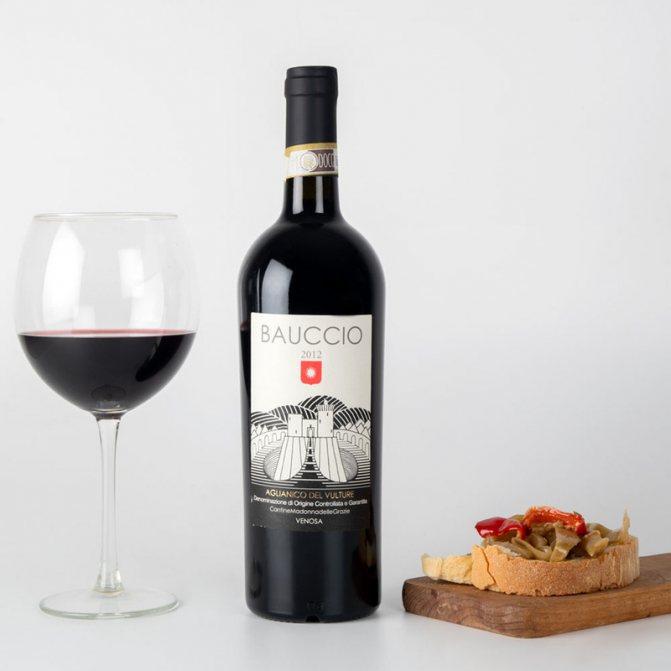 ІТАЛІЙСЬКЕ сухе червоне вино