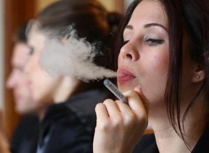 з чого складається електронна сигарета безпеку