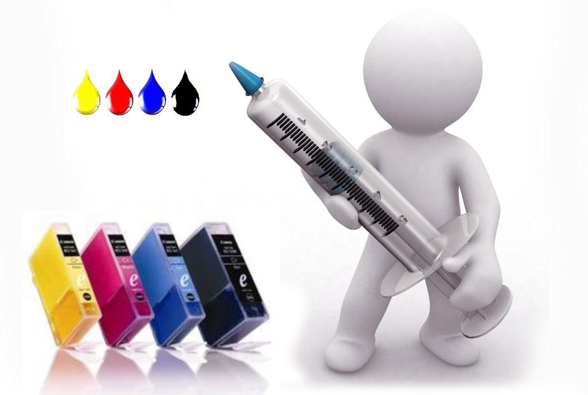 Качественный сервис по заправке картриджей принтера