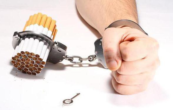 як кинути курити за допомогою харчової соди
