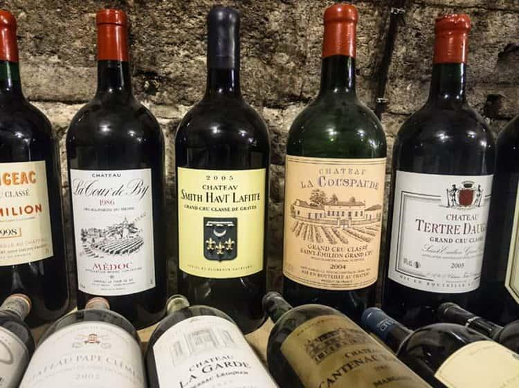 Як готують вино bordeaux