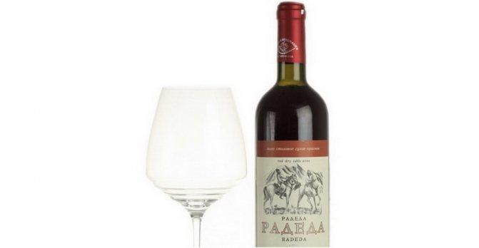 Як купити оригінальне абхазьке вино радеда
